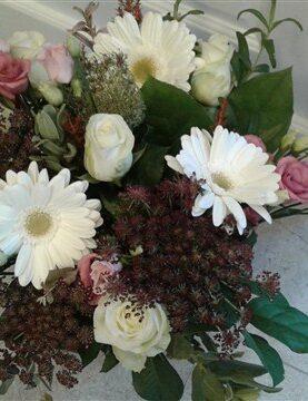 BOEKET 3 : gemengde bloemen
